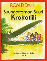 Suunnattoman suuri Krokotiili