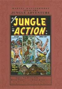 Marvel Masterworks: Atlas Era Jungle Adventure 2