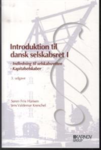 Introduktion til dansk selskabsret