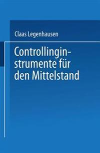 Controllinginstrumente Für Den Mittelstand