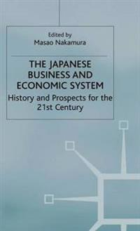 The Japanese Business and Economic System