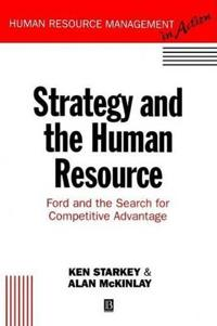 Strategy and the Human Resource
