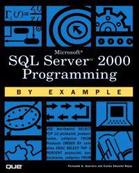 Microsoft SQL Server 2000 Programming