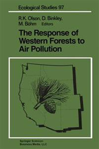 The Response of Western Forests to Air Pollution