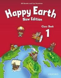 Happy Earth: 1: Class Book