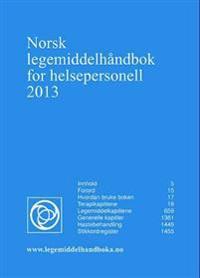 Norsk legemiddelhåndbok for helsepersonell 2013