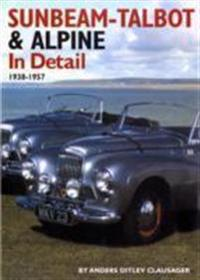 Sunbeam-Talbot & Alpine in Detail: 1935-1956