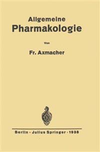 Allgemeine Pharmakologie