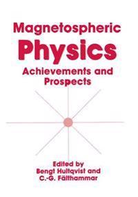 Magnetospheric Physics