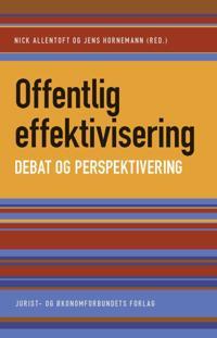 Offentlig effektivisering - debat og perspektivering