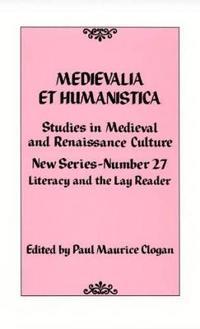 Medievalia Et Humanistica