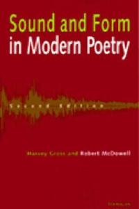 Sound and Form in Modern Poetry