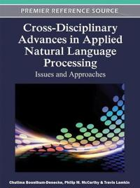 Cross-Disciplinary Advances in Applied Natural Language Processing