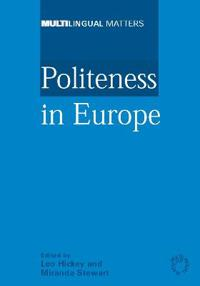 Politeness in Europe