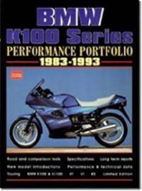 Bmw K100 Series 1983-1993 -performance Portfolio