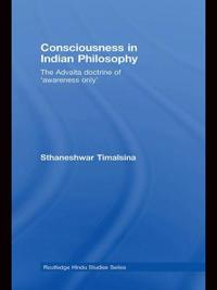 Consciousness in Indian Philosophy