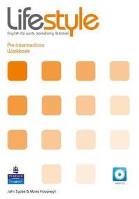 Lifestyle Pre-Intermediate Workbook and Workbook CD Pack