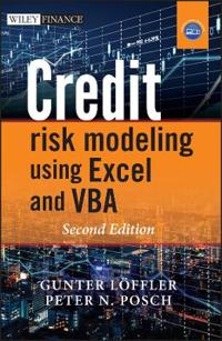 Credit Risk Modeling using Excel and VBA: 2nd Edition