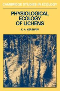 Physiological Ecology of Lichens