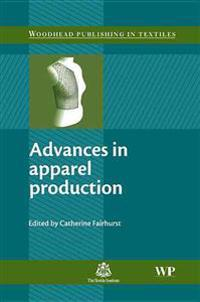 Advances in Apparel Production
