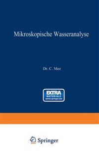 Mikroskopische Wasseranalyse
