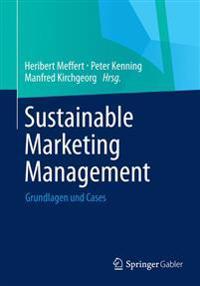Sustainable Marketing Management