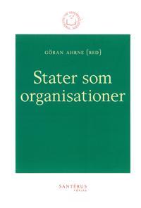 Stater som organisationer