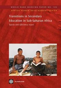 Transitions in Secondary Education in Sub-Saharan Africa