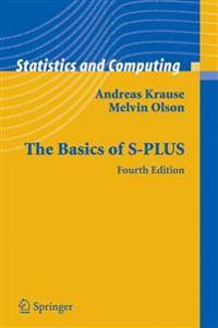 Basics of S-plus