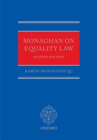 Monaghan on Equality Law