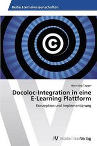 Docoloc-Integration in Eine E-Learning Plattform