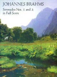 Serenades Nos. 1 & 2 in Full Score