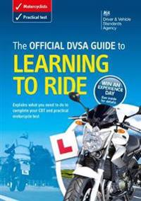 official DVSA guide to learning to ride