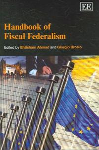 Handbook of Fiscal Federalism