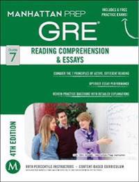 Manhattan Prep Gre Reading Comprehension & Essays