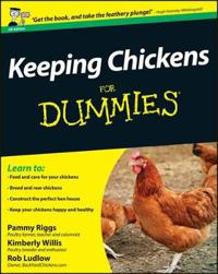 Keeping Chickens For Dummies, UK Edition