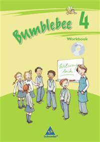 Bumblebee 4. Workbook. Plus Portfolioheft und CD
