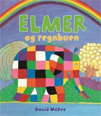 Elmer og regnbuen