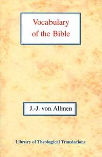 Vocabulary of the Bible