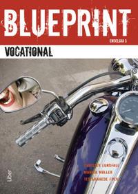 Blueprint Vocational Kursbok inkl elev-cd