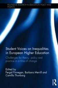 Student Voices on Inequalities in European Higher Education