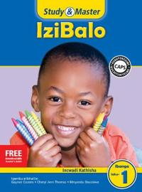 Study and Master Mathematics Grade 1 CAPS Teacher's File IsiZulu Translation
