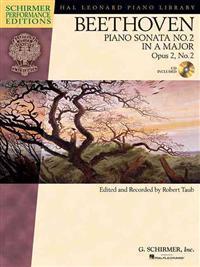 Beethoven Piano Sonata No. 2 in A Major, Opus 2, No. 2