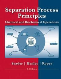Separation Process Principles with Applications Using Process Simulators