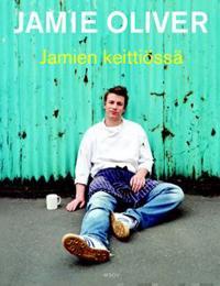 Jamien keittiössä