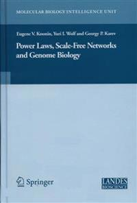 Power Laws, Scale-free Networks And Genome Biology