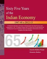 Sixty Five Years of the Indian Economy