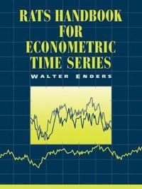 Rats, Rats Handbook: Handbook for Econometric Time Series