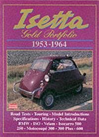 Isetta 1953-64 Gold Portfolio