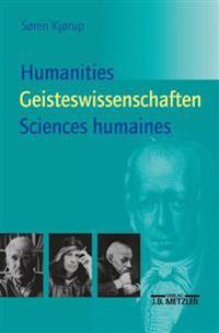 Humanities - Geisteswissenschaften - Sciences Humaines: Eine Einführung